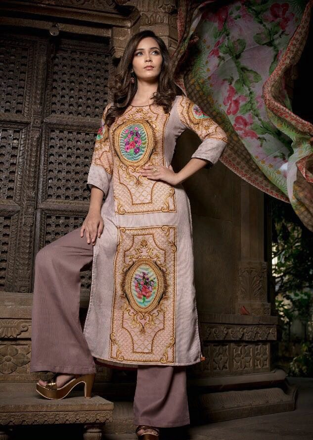 Shahi Winter Wear Pashmina Salwar Kameez