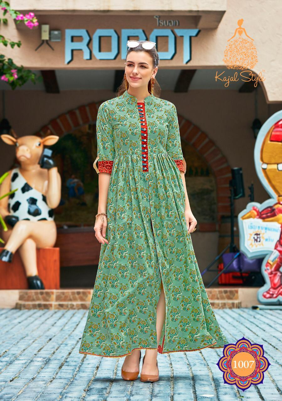 Kundali Bhagya Style Plus Size Dresses Long Kurta