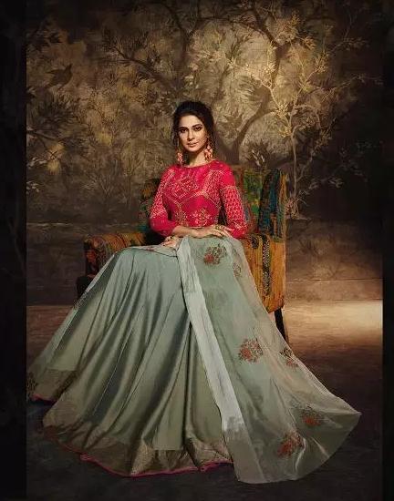 Mugdha Designer Gown in Anarkali Format