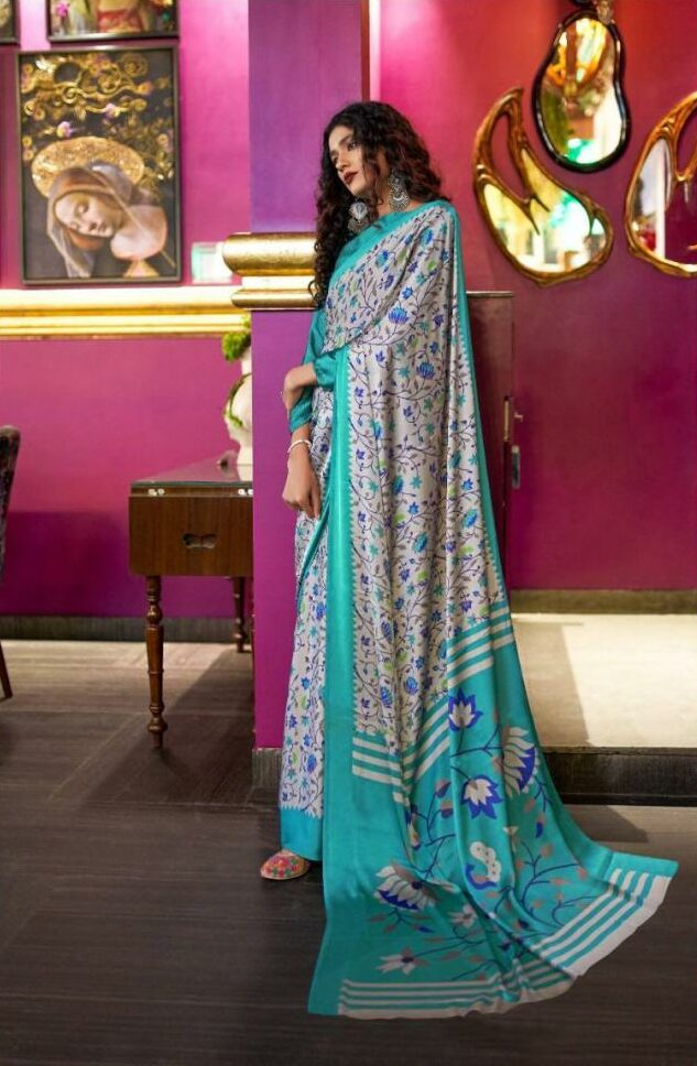 Cheap and Best Casual Wear Sarees Online