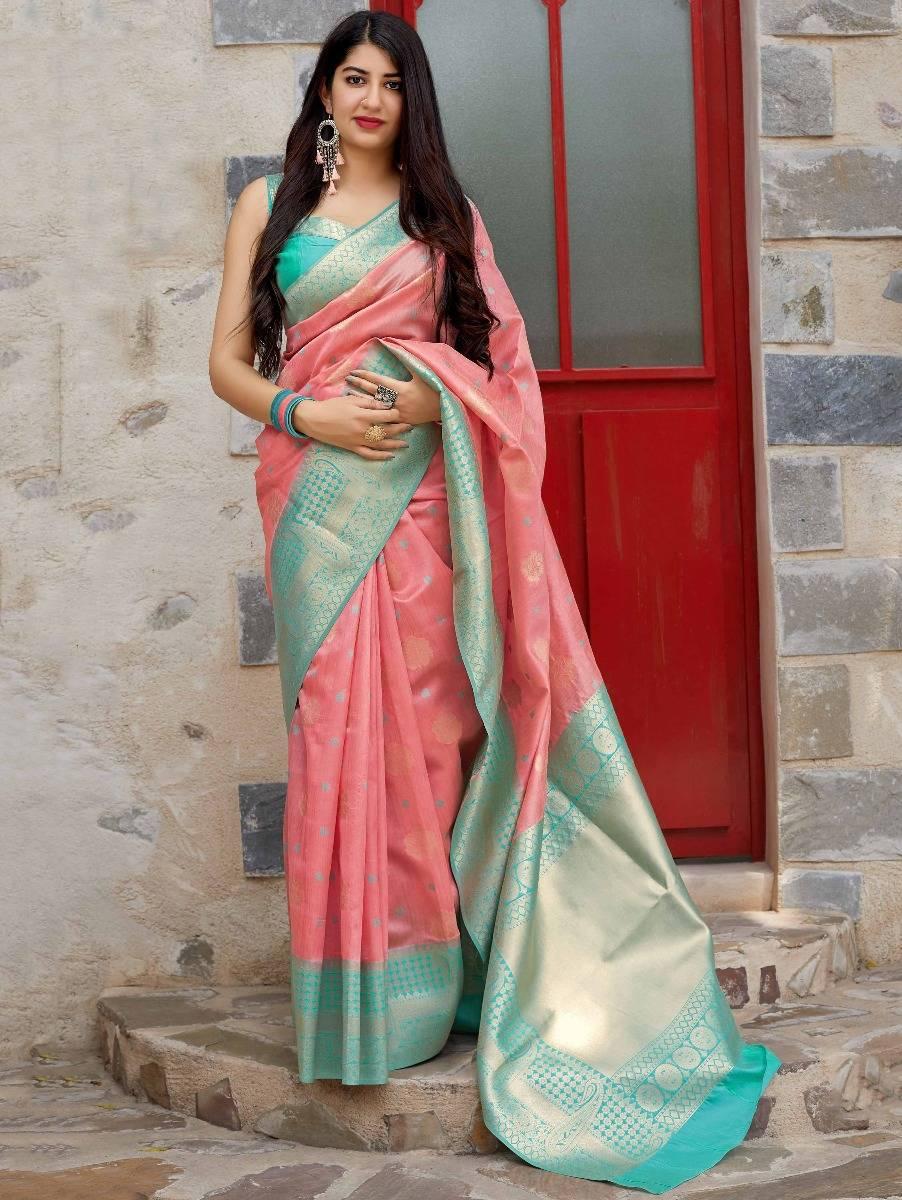 Latest Banarasi Saree Designs