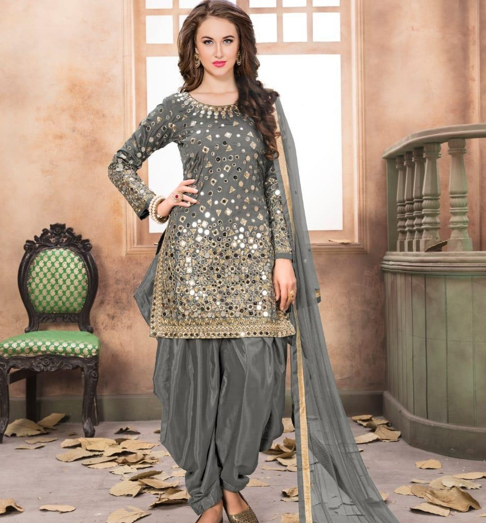 Patiala Salwar Suit Design Images