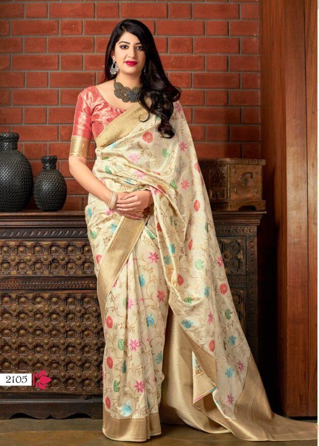 Banarasi Saree for Bengali Marriage with Price