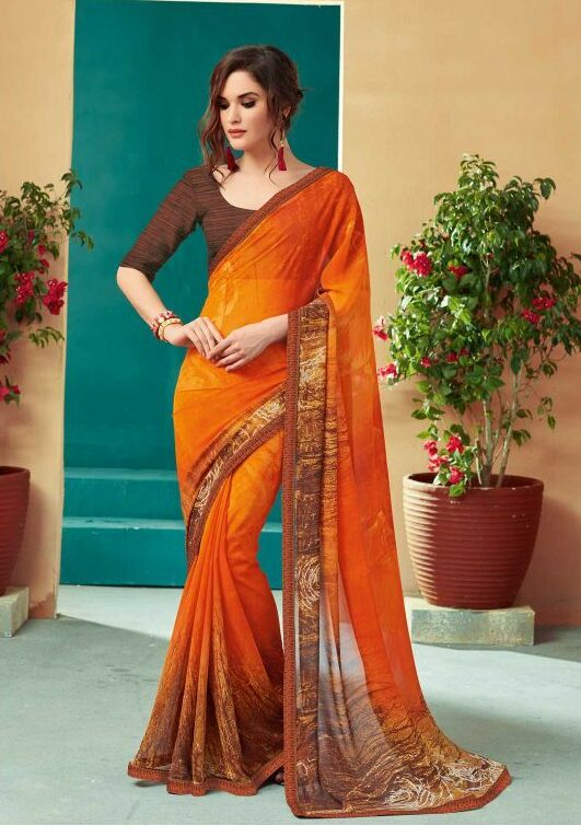 Blouse Design for Daily Wear Saree