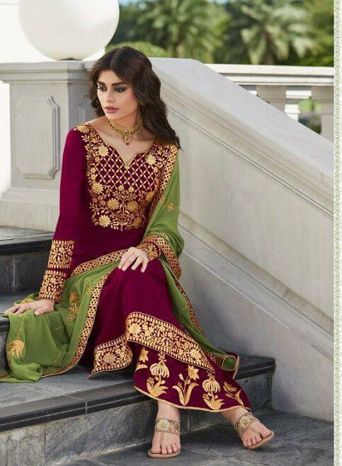 Punjabi Salwar Suit New