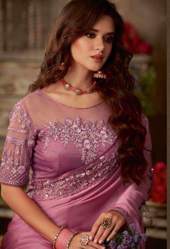 Designer Party Wear Sarees Online