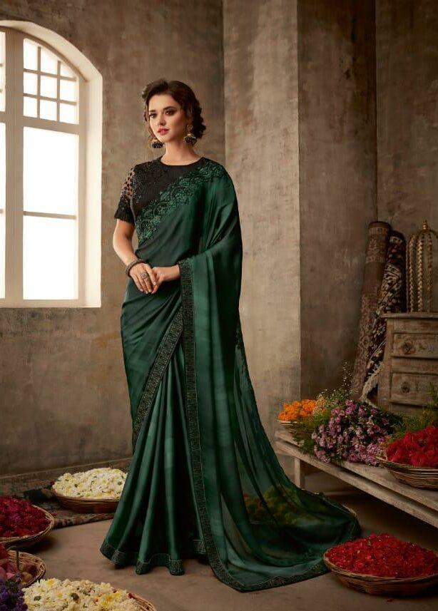 Latest Designer Saree with Price