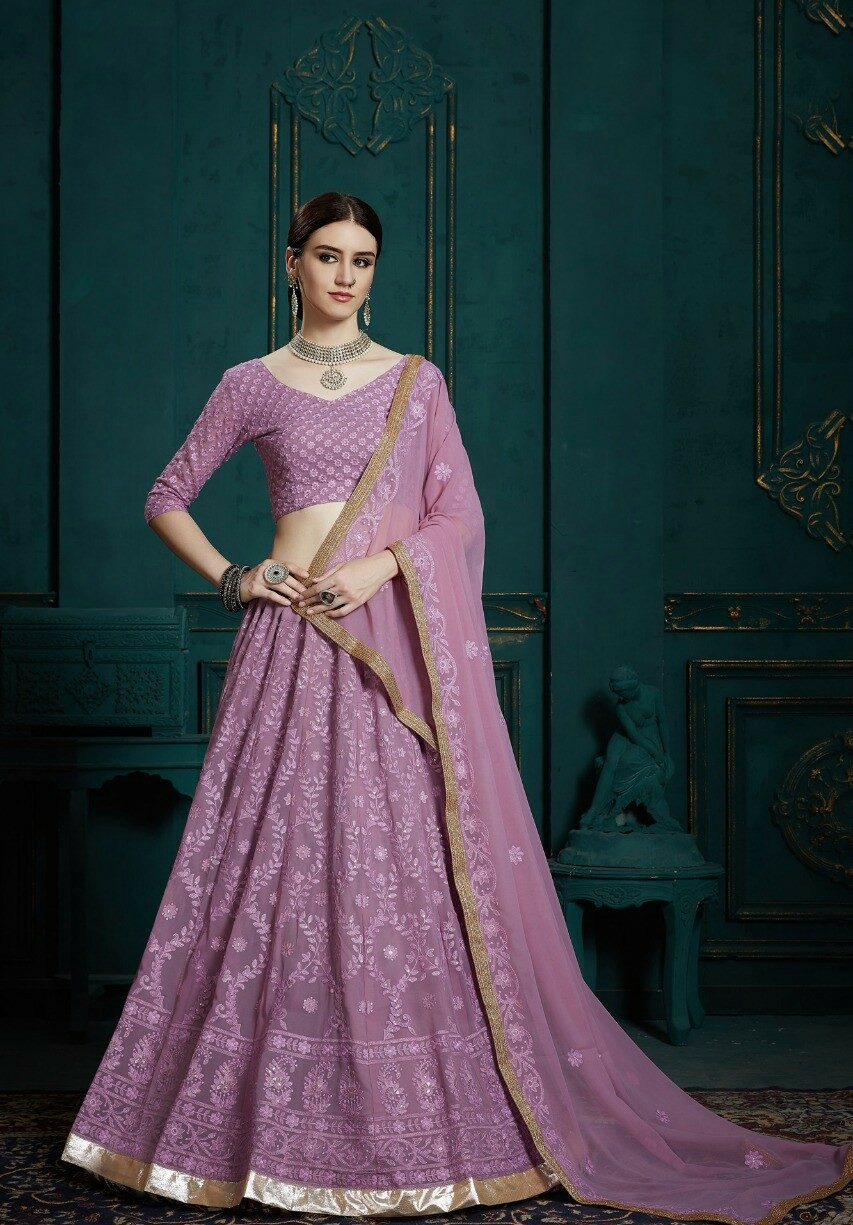 Latest Lehenga Blouse Designs