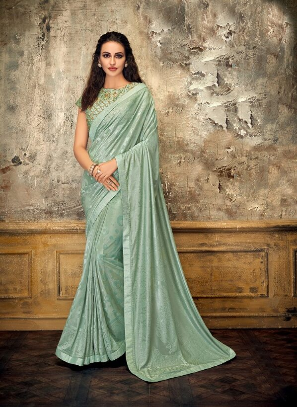 Bollywood Royal Designer Party Wear Saree