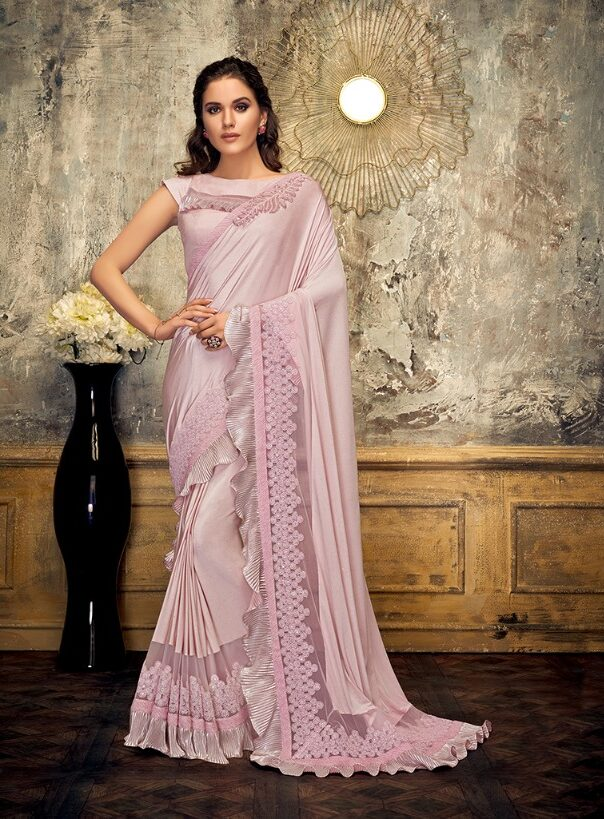 Designer Party Wear Saree with Price