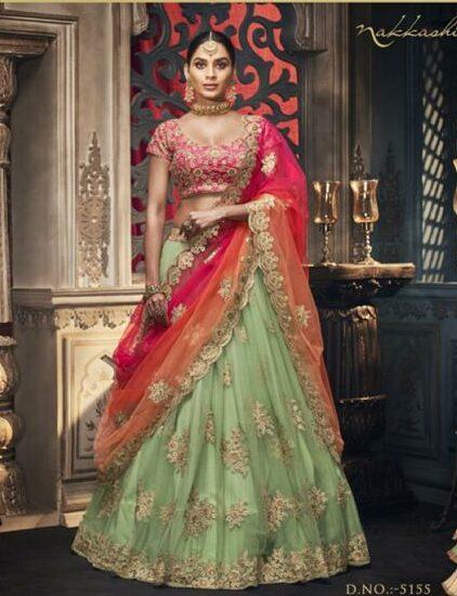 Designer Wedding Lehenga Price