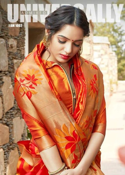 Silk Saree New Collection