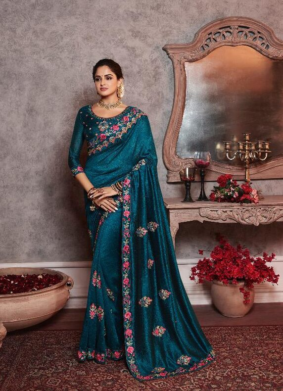 Party Wear Sarees With Price