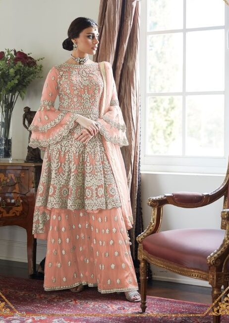 Punjabi Sharara Suits Online