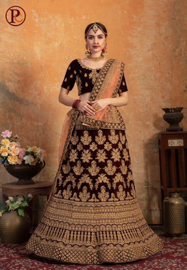 Latest Designer Bridal Lehenga Wedding