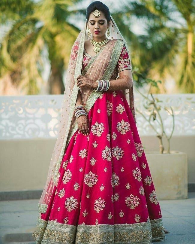 Designer Lehenga For Brides