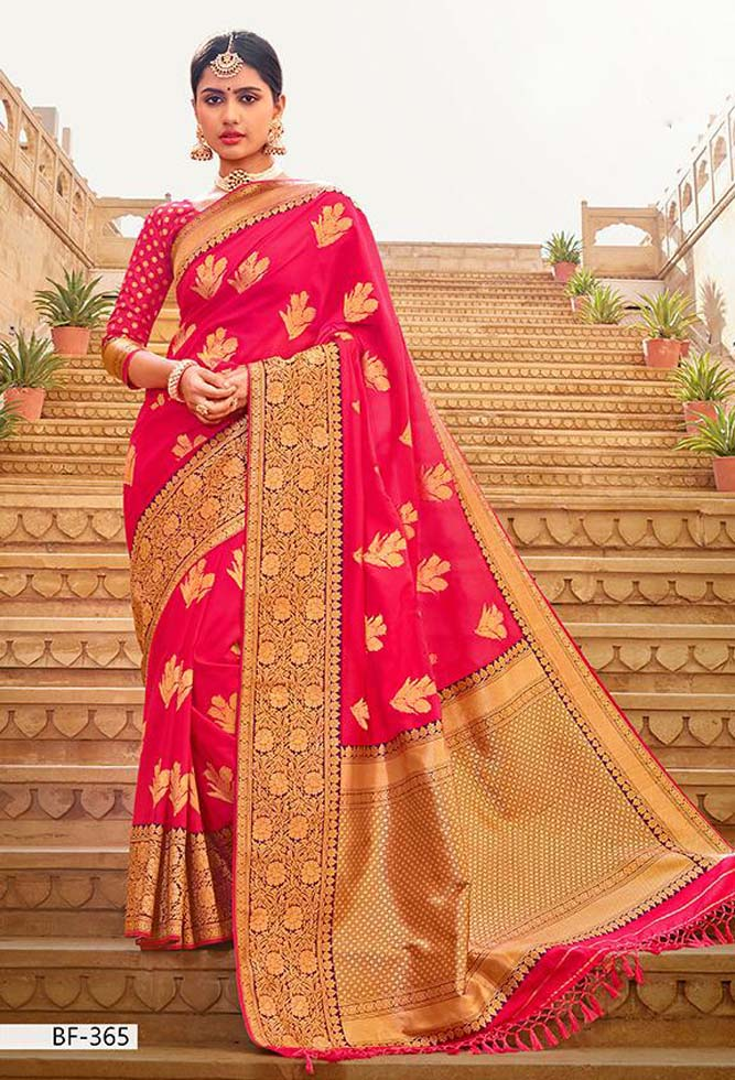 Just Arrived Printed Pure Silk Sarees