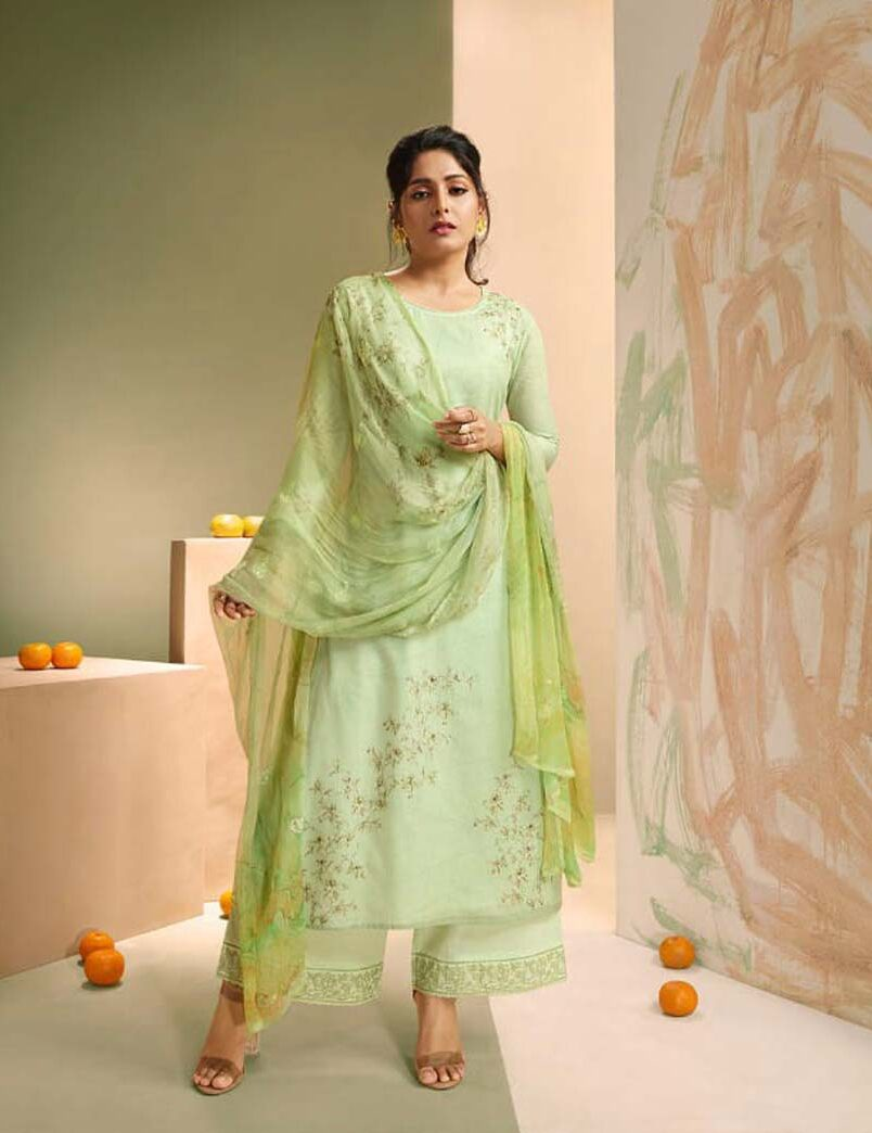 Linen Salwar Kameez Online India