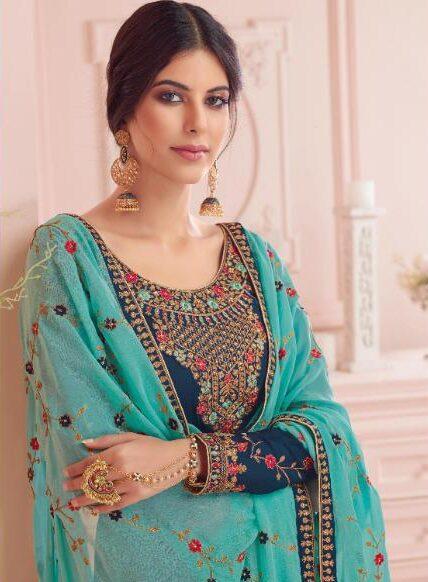Designer New Style of Punjabi Suits