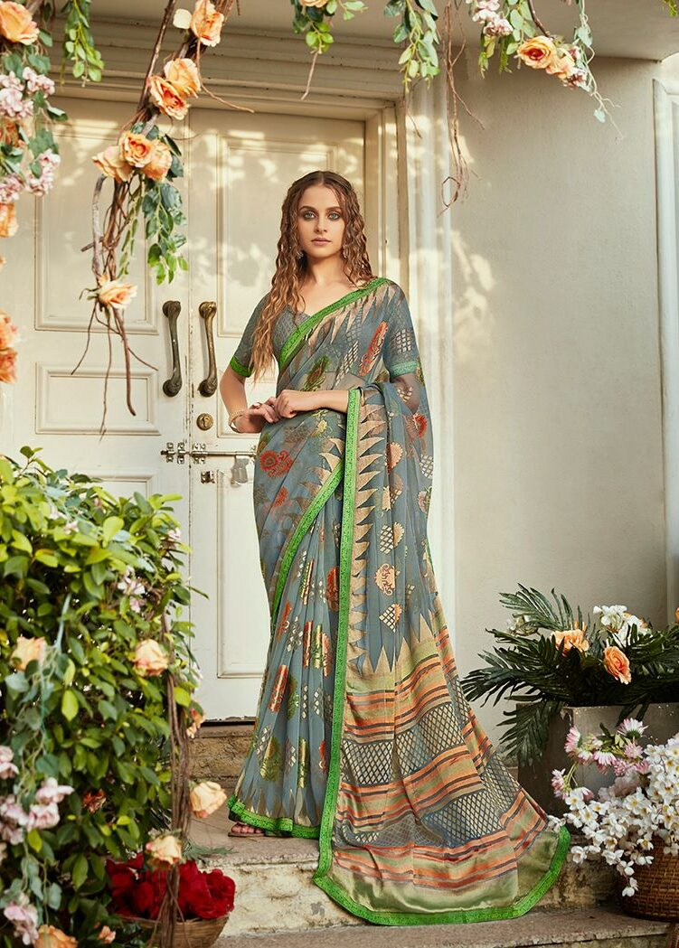 Fancy Designer Shahi New Collection Saree with Price