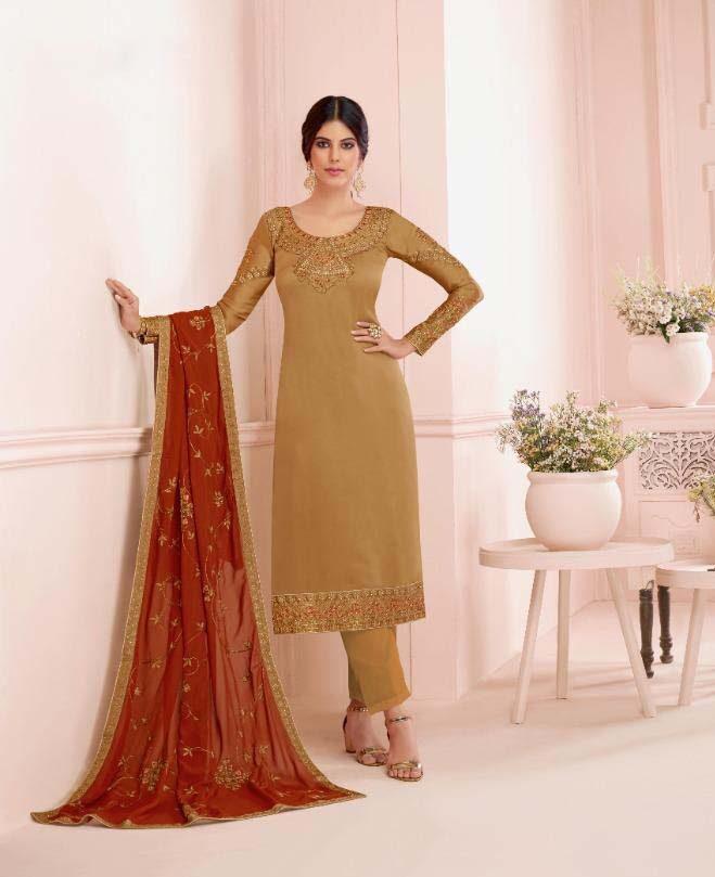 Latest Designer Punjabi Suit Design 2020 Party Wear