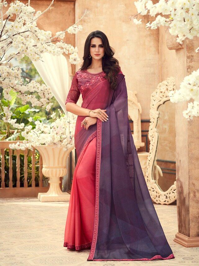 Latest Designer Saree for Wedding Online