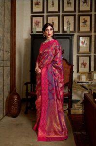New Designer handlooms saree with price.