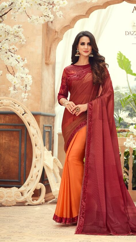 New Royal Essence of Bridal Saree Collection