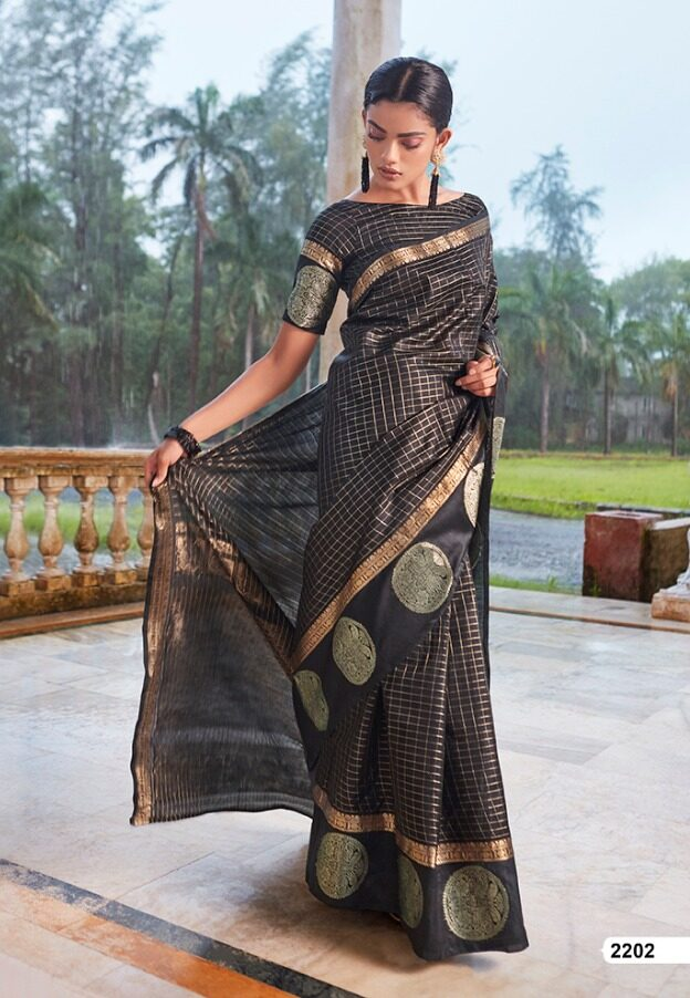 Party Wear Cotton Silk Sarees
