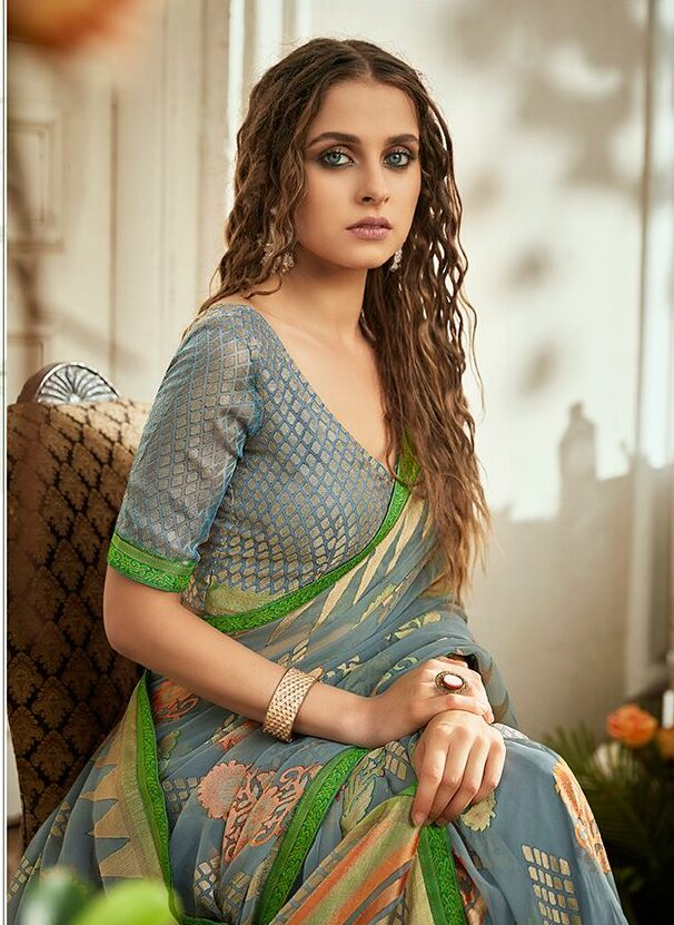 Royal Essence of Designer Latest Daily Use Sarees