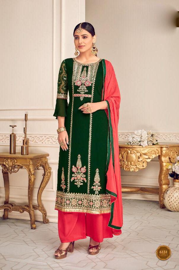 Chhoti Sardarni Style Party Wear Salwar Suits