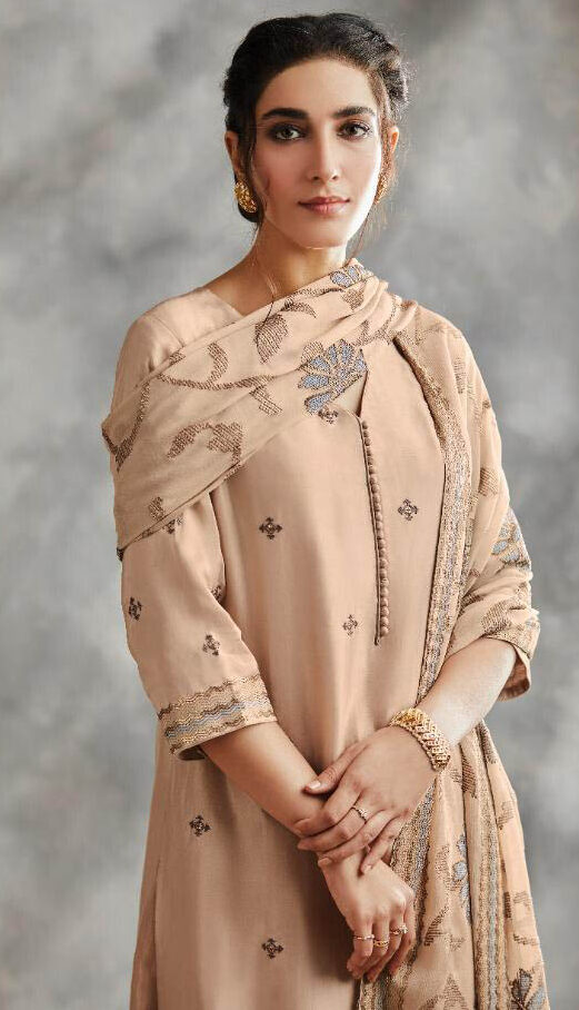 New Designer chiffon suit for the upcoming festival