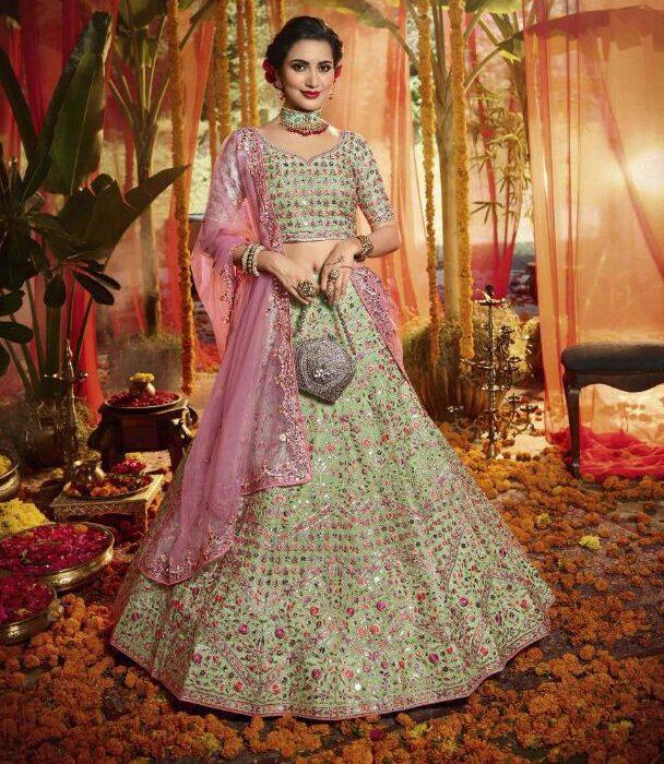 Designer Latest Bridal Lehenga Designs 2020