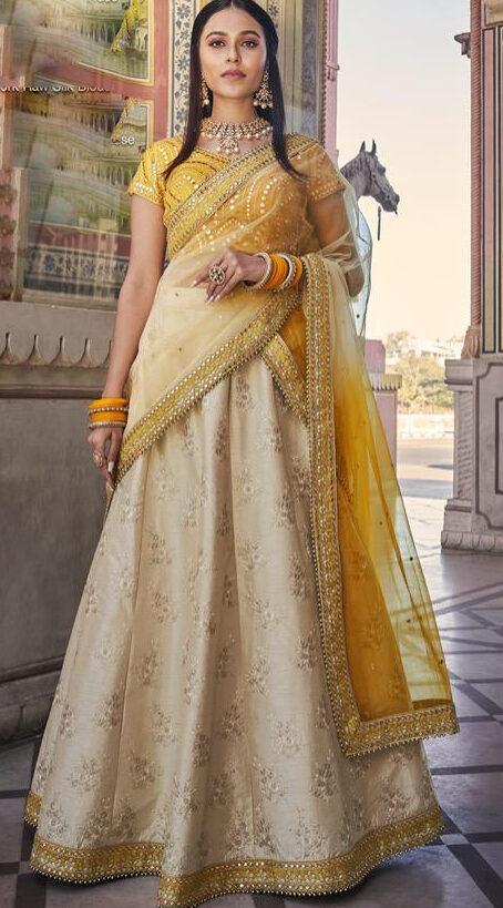 Latest Designer Ghagra Choli Designs with Price