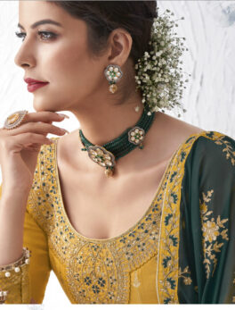 Haldi Ceremony Salwar Suits