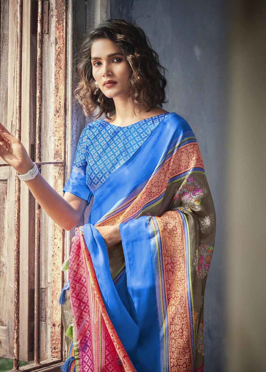 Fancy New Designer Saree with Price 2021
