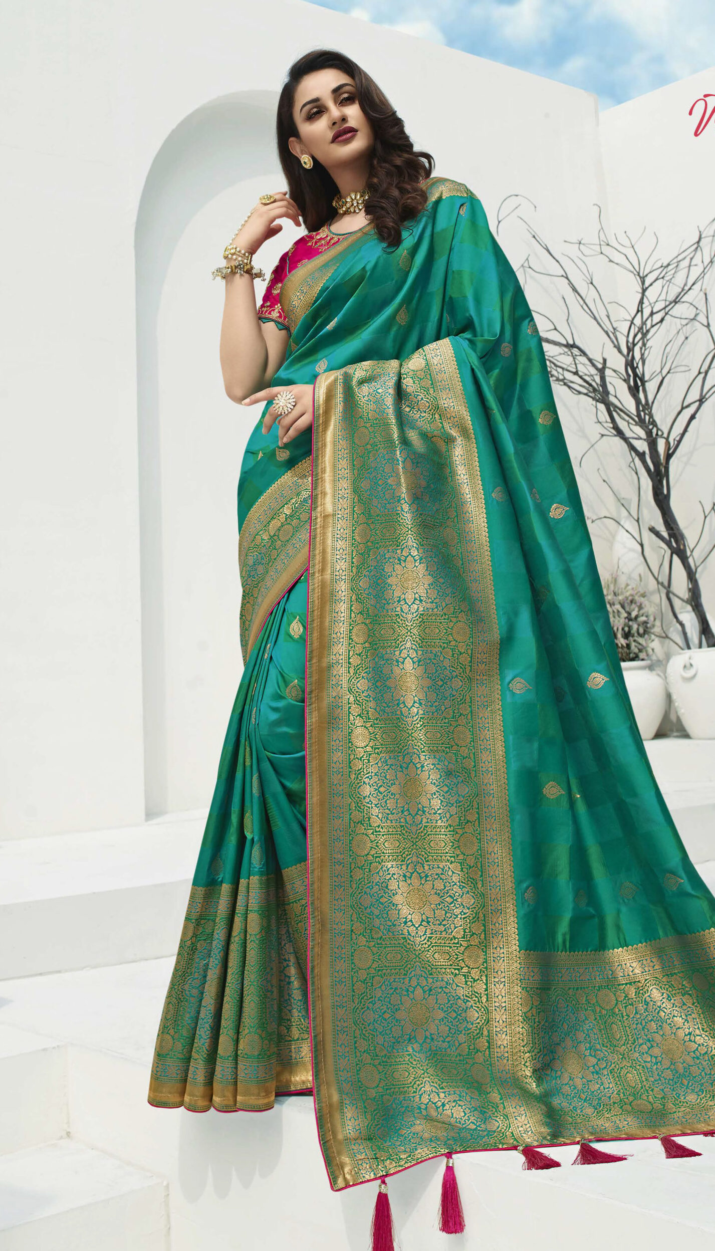 New saree kuchu designs 2021