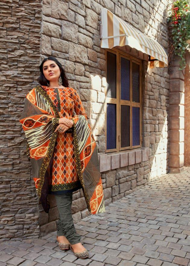 Latest Jaipuri Designer Cotton Suits Online Shopping