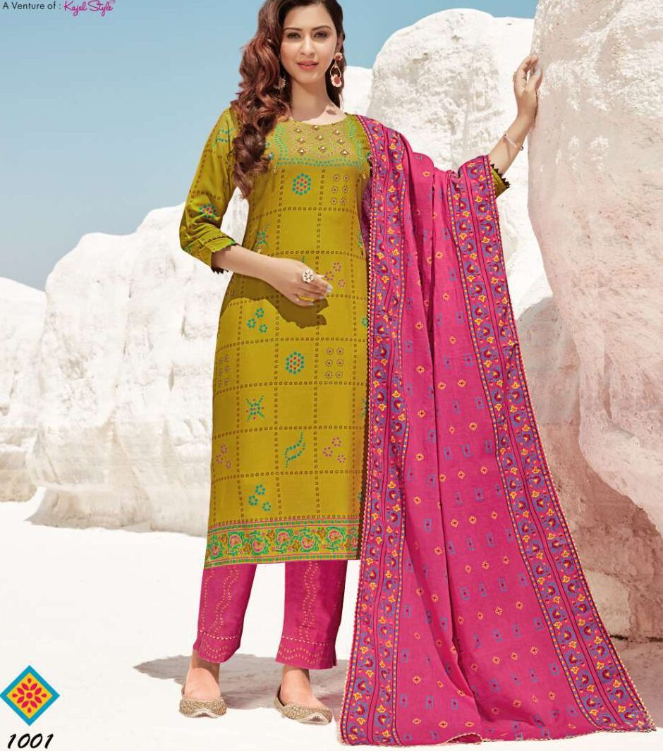 Readymade Designer Suits with Dupatta