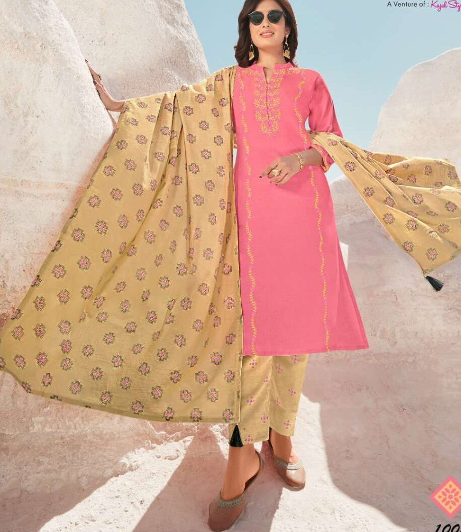 Ready-Made Latest Party Wear Style of Kurtis Palazzo