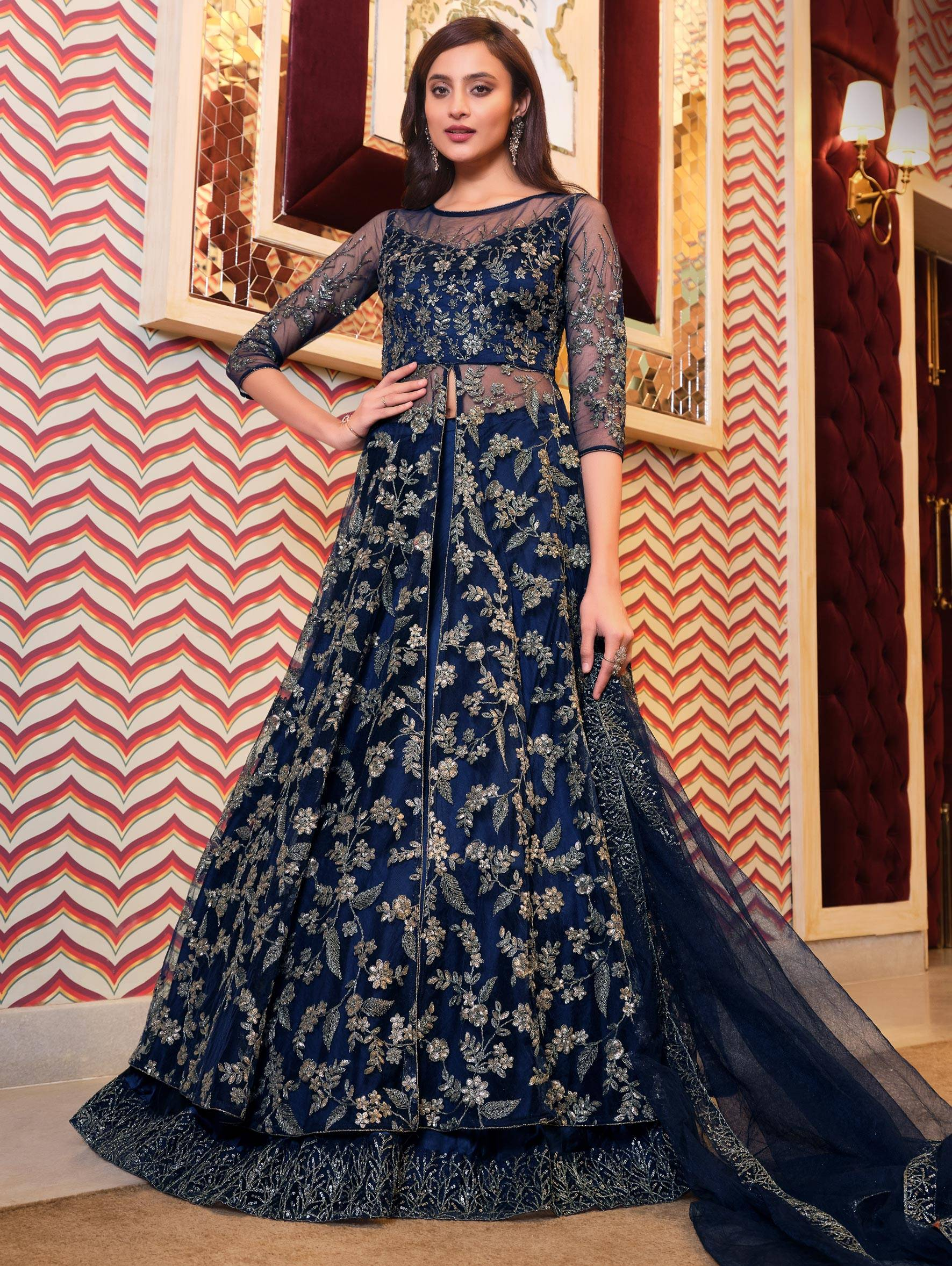 Latest Gown Design 2021 with Price