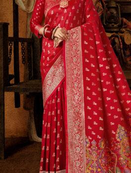 Wedding Saree Blouse Design 2021