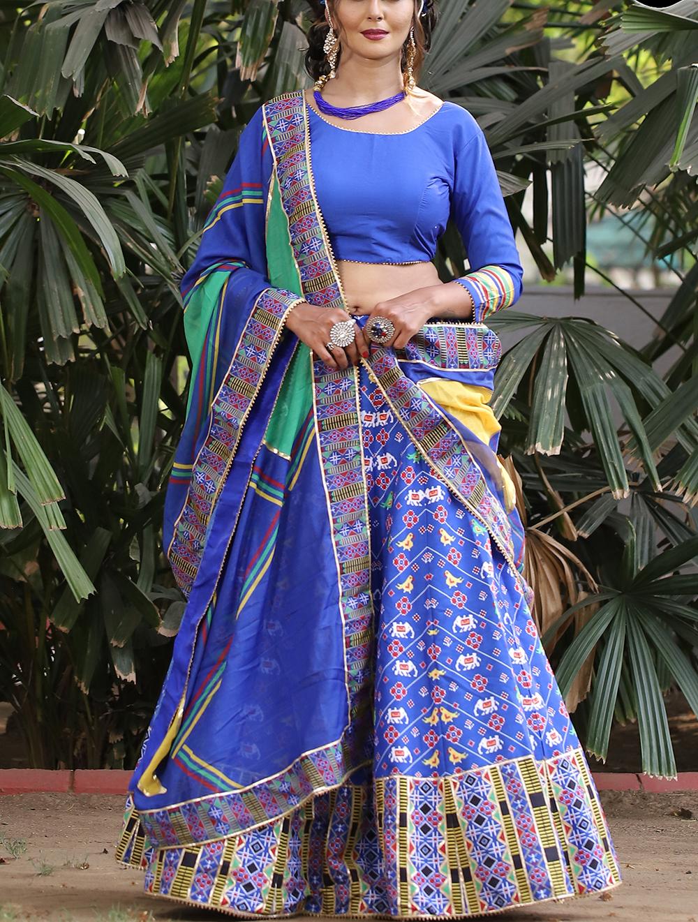 Simple Lehenga Blouse Design Jaipur Tradition Lehenga