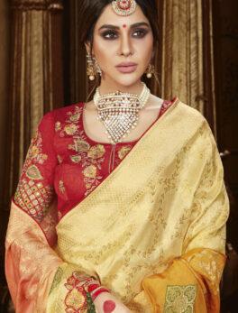 Wedding Saree Blouse Designs 2021