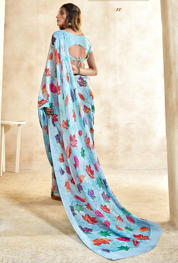 Linen Saree Online 2021