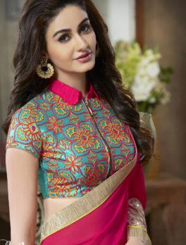 New Designer Best Saree for Farewell