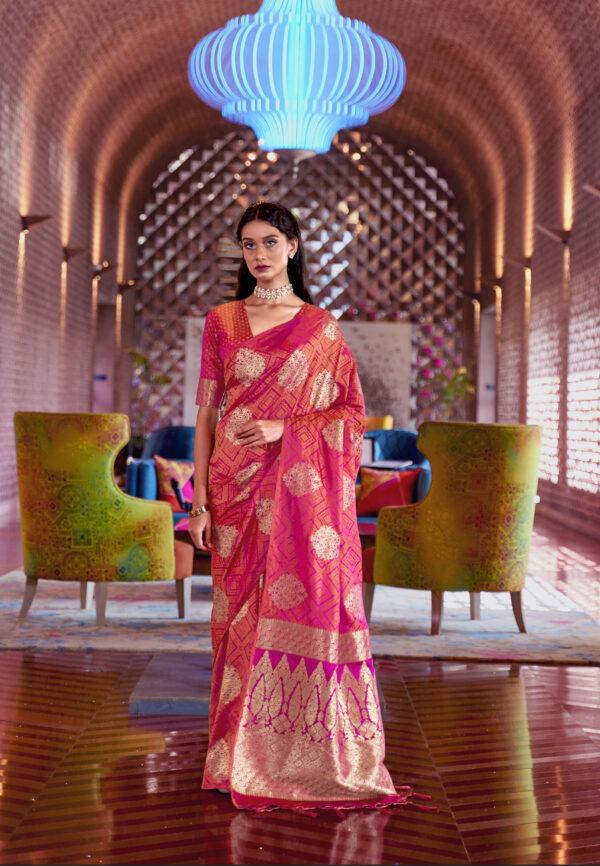 New Trend Best Silk Saree Party Wear