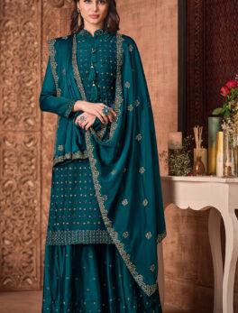 punjabi sharara suits online shopping