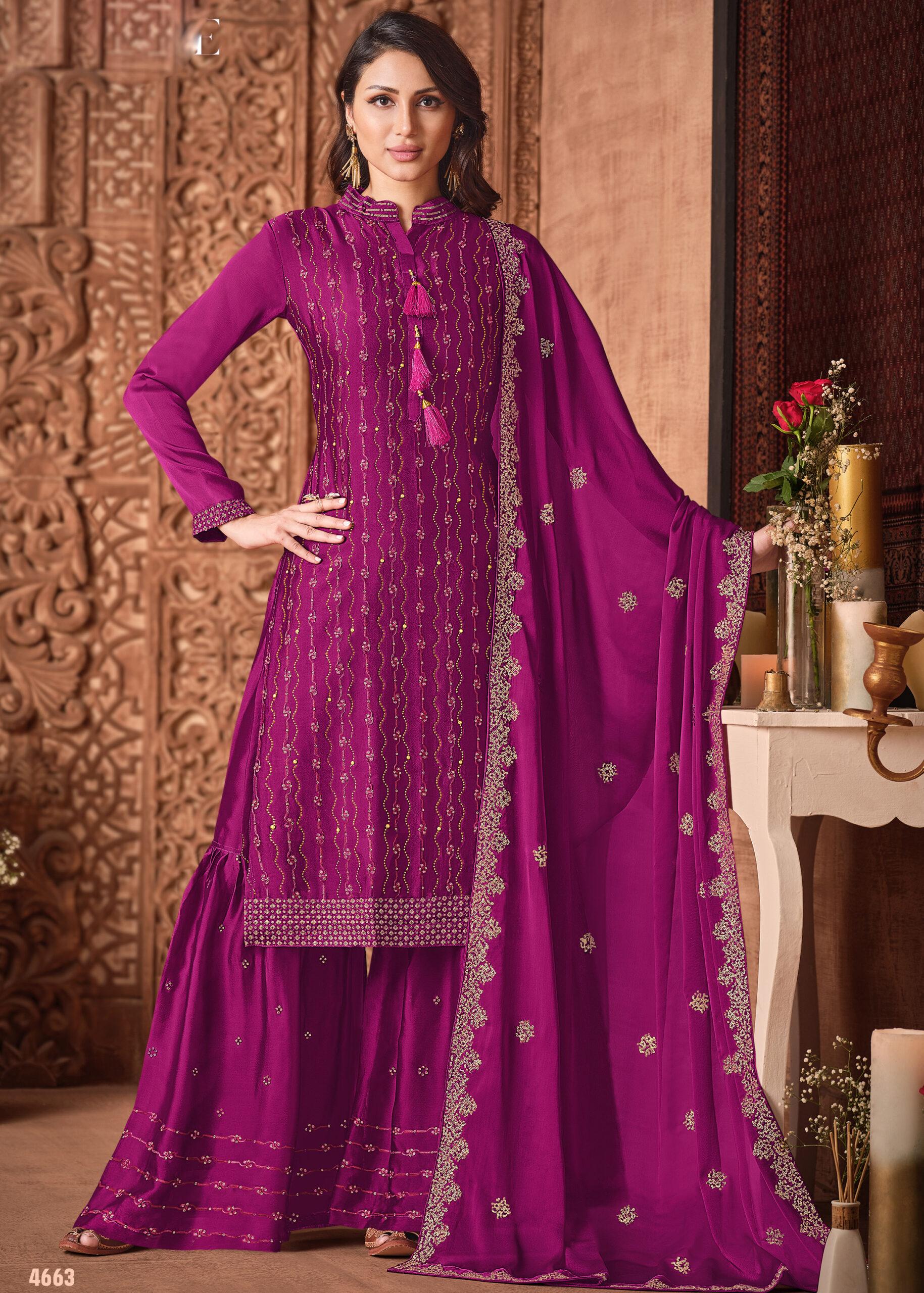 Sharara Suit Design 2021