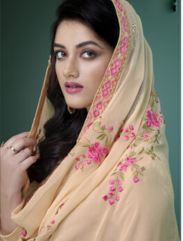 Best Dupatta Soft Georgette Salwar Suits